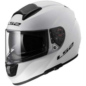 Casque Integral LS2 Vector White FF397