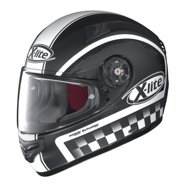 Casque Integral X-lite X-603 Ride N-Com Flat Black 26