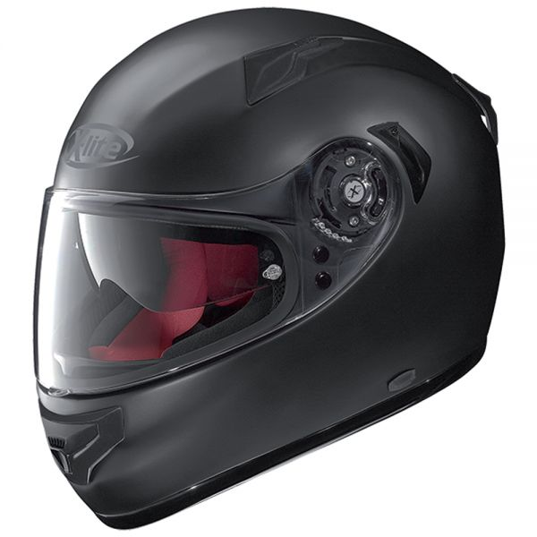 Casque Integral X-lite X-661 Start N-Com Flat Black 4