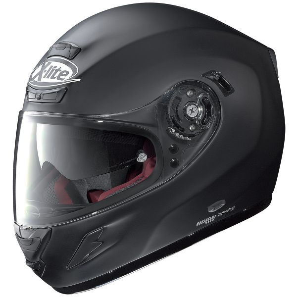 Casque Integral X-lite X-702 GT Start N-Com Flat Black 4