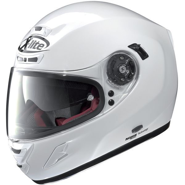 Casque Integral X-lite X-702 GT Start N-Com White 3