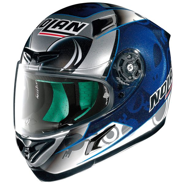 Casque Integral X-lite X-802RR Replica E.Bastianini 108