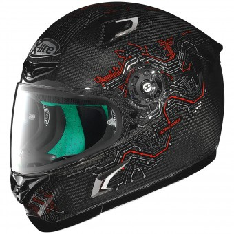 Casque Integral X-lite X-802RR Ultra Carbon BTC 11