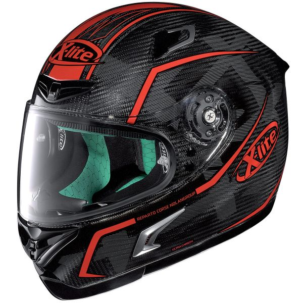 Casque Integral X-lite X-802RR Ultra Carbon Marquetry 18