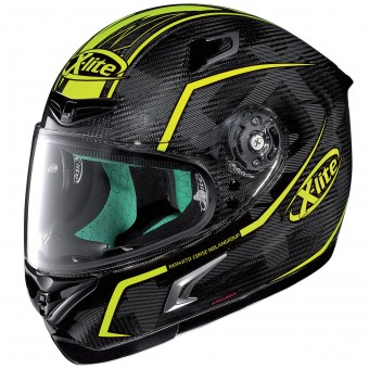 Casque Integral X-lite X-802RR Ultra Carbon Marquetry 20
