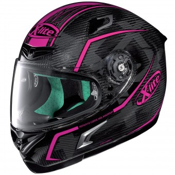 Casque Integral X-lite X-802RR Ultra Carbon Marquetry 21