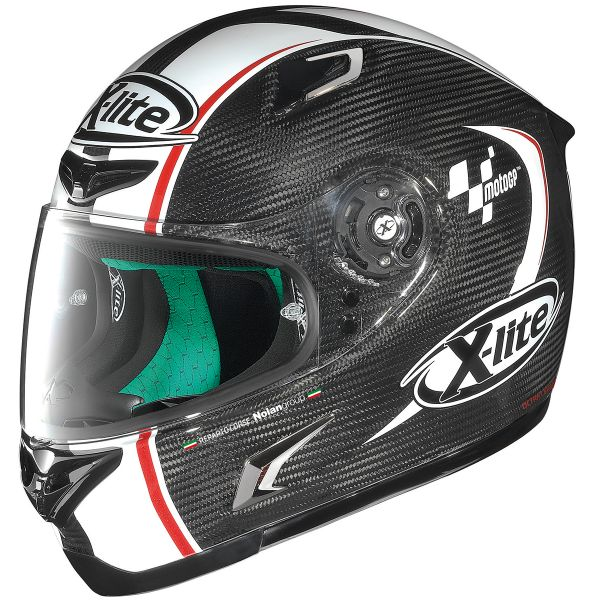 Casque Integral X-lite X-802RR Ultra Carbon MotoGp 3