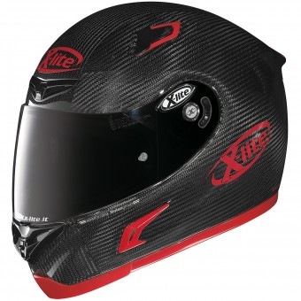 Casque Integral X-lite X-802RR Ultra Carbon Puro Sport Red 8