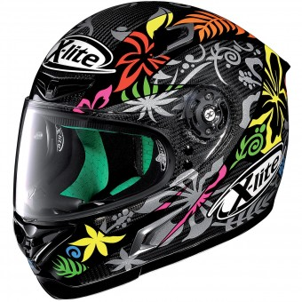 Casque Integral X-lite X-802RR Ultra Carbon Replica D.Petrucci Carbon 23