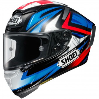 Casque Integral Shoei X-Spirit 3 Bradley 3 TC1