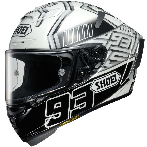 Casque Integral Shoei X-Spirit 3 Marquez4 TC6