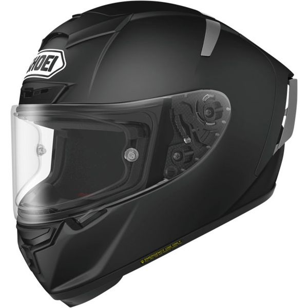 Casque Integral Shoei X-Spirit 3 Matt Black