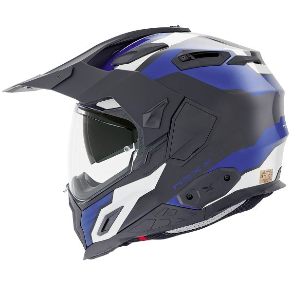 Casque Integral Nexx X.D1 Baja Blue