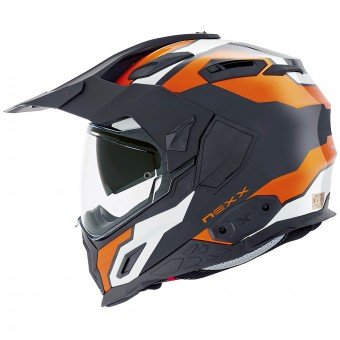 Casque Integral Nexx X.D1 Baja Orange