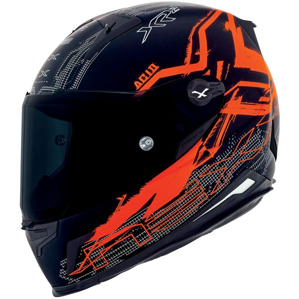 Casque Integral Nexx X.R2 Acid Neon Orange Mat