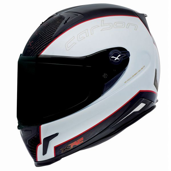 Casque Integral Nexx X.R2 Carbon Blanc