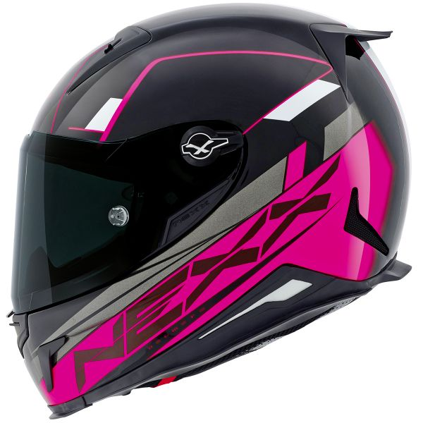 Casque Integral Nexx X.R2 Fuel Fuschia