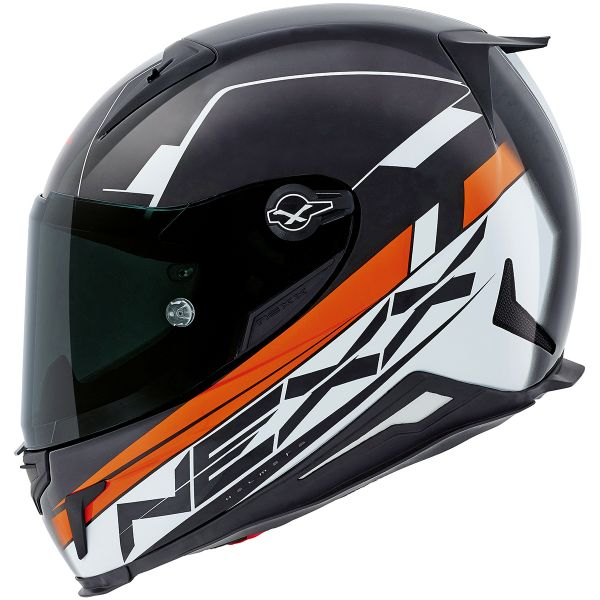 Casque Integral Nexx X.R2 Fuel Orange