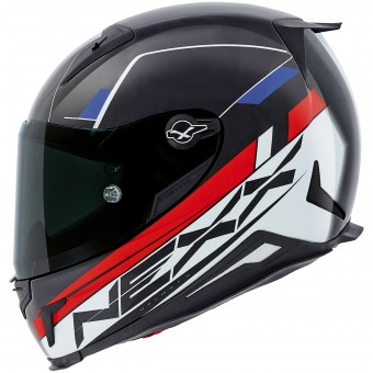 Casque Integral Nexx X.R2 Fuel Red Blue