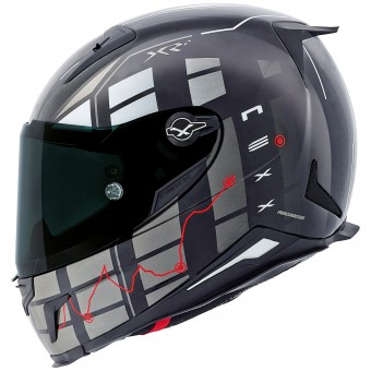 Casque Integral Nexx X.R2 Virus Black