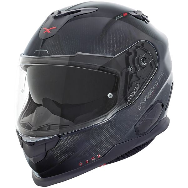 Casque Integral Nexx X.T1 Carbon Zero