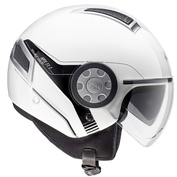 Casque Jet Givi 11.1 Air Blanc