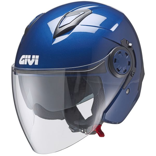 Casque Jet Givi 12.3 Stratos Blue Navy