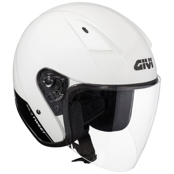Casque Jet Givi 30.3 White