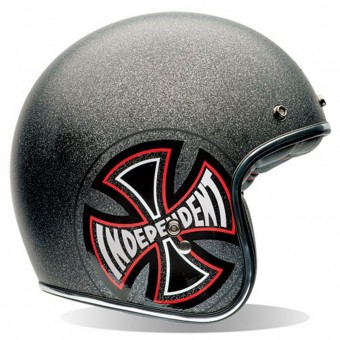 Casque Jet Bell Custom 500 Indy