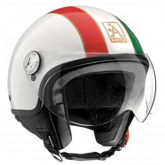 Casque Jet Astyle A-Style Italia