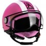 Casque Jet Astyle Acidul� Rose C030