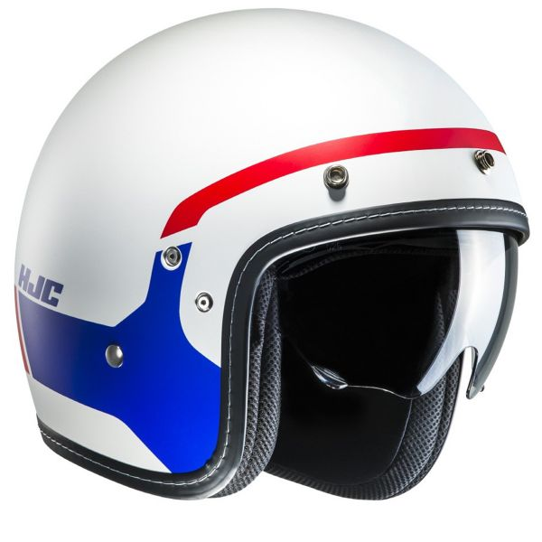 Casque Jet HJC FG-70s Modik MC21SF
