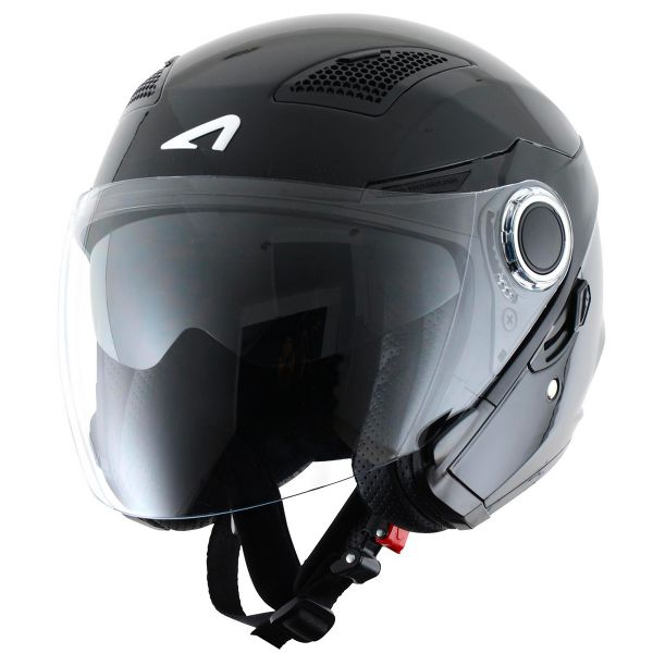Casque Jet Astone FJ10 Black