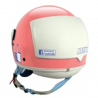 Casque Jet MAX The Social Network Rose