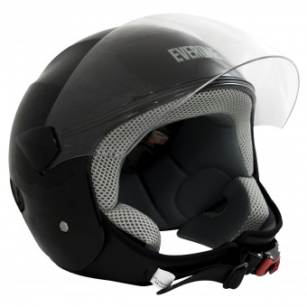 Casque Jet Everone Urbanever Black