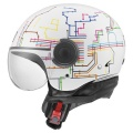 Casque moto AGV Bali Copter Subway