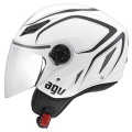 Casque moto AGV Blade Tab White Black