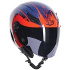 Casque Jet AGV Blade Too Fast Blue Orange