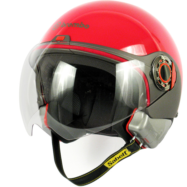 Casque Jet Brembo B.Jet Rouge Brillant