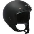 Casque moto GPA Biker noir mat