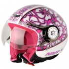 Casque Jet Nitro X549-AV Hawaii Rose (20)