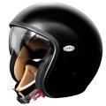 Casque moto Premier Vintage Noir Mat U9 BM