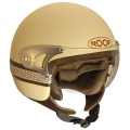 Casque moto Roof Metis Vanille