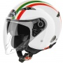 Casque Jet Airoh City One Style Gold