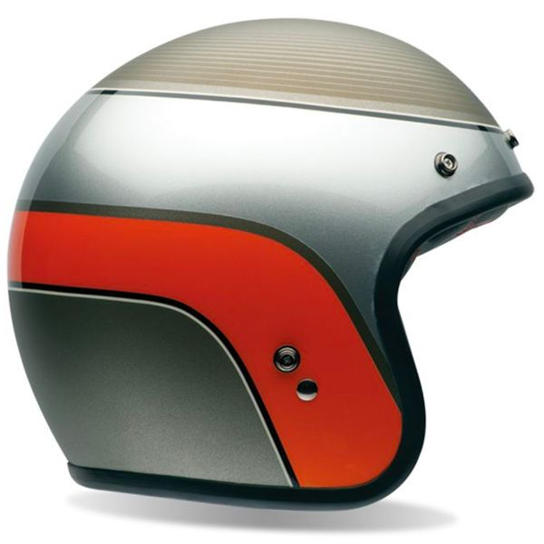 Casque Jet Bell Custom 500 Airtrix Delinquent