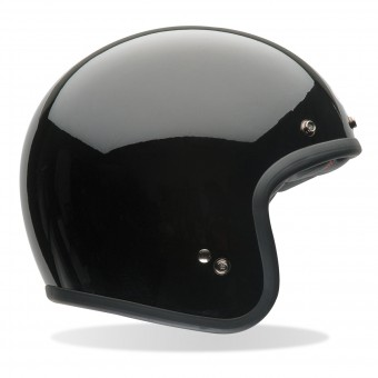 Casque Jet Bell Custom 500 Black