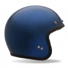 Casque Jet Bell Custom 500 Matte Blue