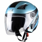 Casque Jet Astone DJ10 Bel Air Blue Grey