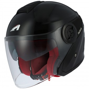 Casque Jet Astone DJ10 Black