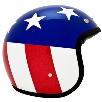 Casque Jet Dmd Vintage USA